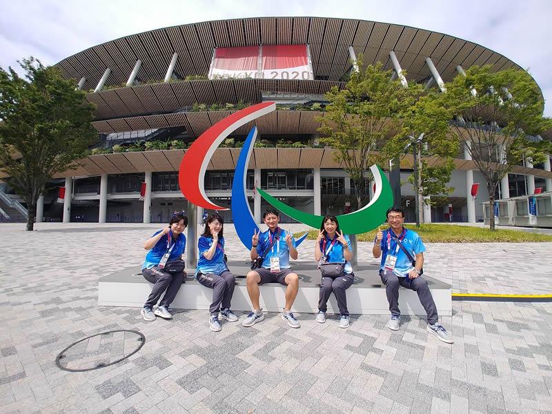 国立競技場(パラリンピック)